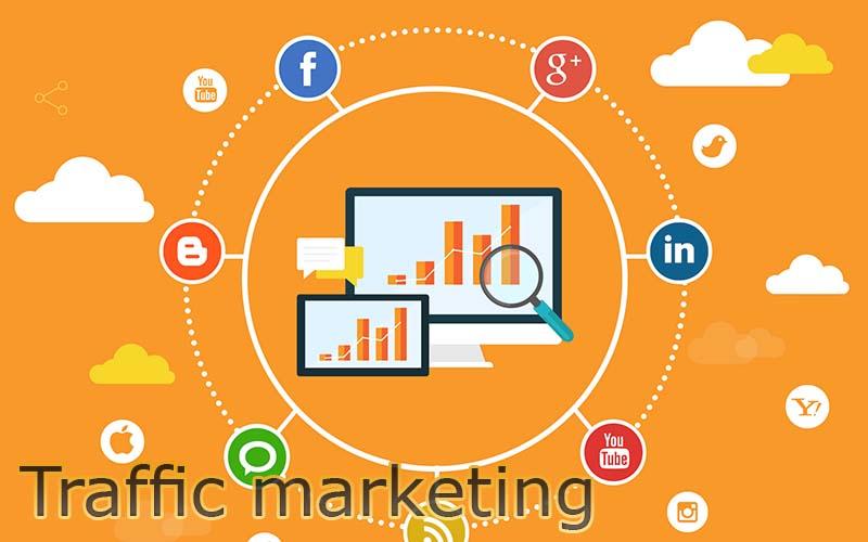 Traffic marketing digital